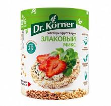Хлебцы ЗЛАКОВЫЙ МИКС (Доктор Кернер) 90г
