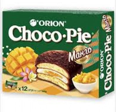 Choco-Pie  МАНГО 28г х 12_0