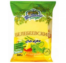Сыр БЕЛЕБЕЕВСКИЙ 220г (Белебеевский МК)