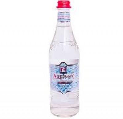 Вода ДЖЕРМУК негазированная 12х0,5л стекло_0