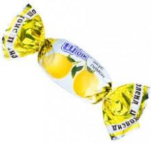 Конфеты  ФрутоШок карамель Лимон 1кг