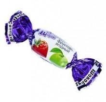 Конфеты ФрутоШок  карамель ассорти с фруктово-ягодными начинками 1кг