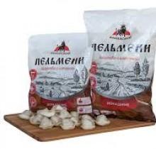 Пельмени Домашние  0,450 кг (МК Каневской)