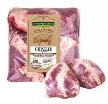 Свинина Сердце (Агрокомплекс) 1 кг