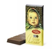 Шоколад Аленка 60г Красный Октябрь