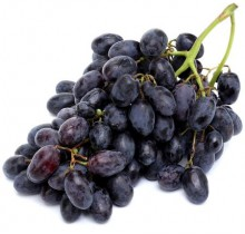 Виноград черный 1 кг