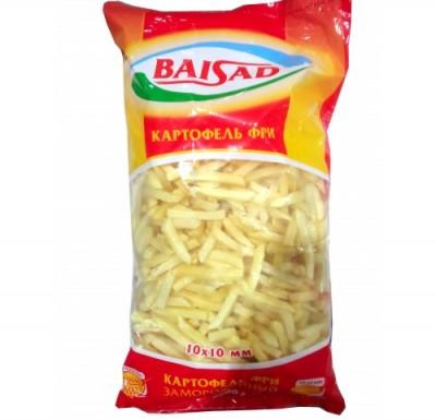 Картофель ФРИ 2500г (BAISAD) _0