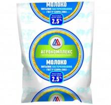Молоко Агрокомплекс 0,9л 2,5%