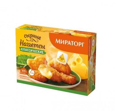 Наггетсы с сыром классические 300г (Мираторг)_0