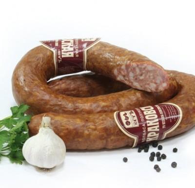 Колбаса КРАКОВСКАЯ  0,25 кг (МК Динской)_0