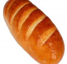 Хлеб батон нарезной 380г