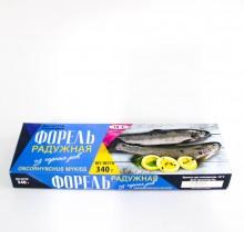 Форель РАДУЖНАЯ свежемороженая 340г в/у