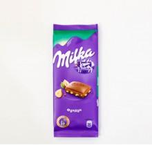 Шоколад Milka  ФУНДУК 90г