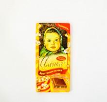 Шоколад Аленка 100г  ХРУСТЯЩАЯ СКАЗКА  (Красный Октябрь)