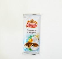 Шоколад Россия С КОКОСОМ И ВАФЛЕЙ 90г