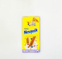 Шоколад  Nesquik С ЯГОДАМИ И ЗЛАКАМИ 100г