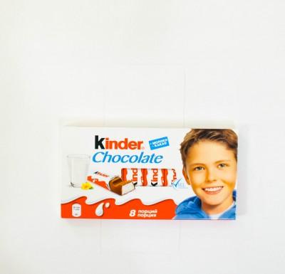 Киндр шоколад 8 порций 100г_0
