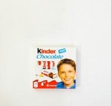 Киндр шоколад 4 порции 50г