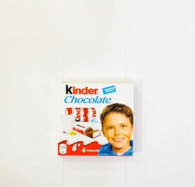 Киндр шоколад 4 порции 50г_0