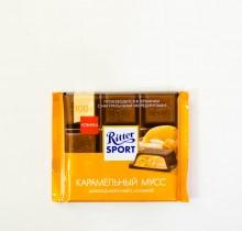 Шоколад Ritter SPORT КАРАМЕЛЬНЫЙ МУСС 100г
