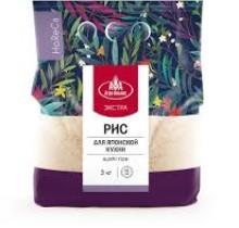 Рис для японской кухни (суши рис) 500г Агро Альянс