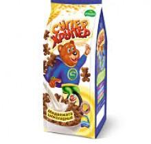 Медвежата шоколадные СУПЕР ХРУПЕР (Кунцево) 200г