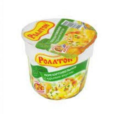 Пюре картофельное Роллтон 40г_0