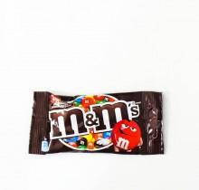 m&m c молочным шоколадом 50г