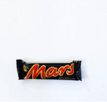 Шоколадный батончик МАРС с Нугой и Карамелью 50г