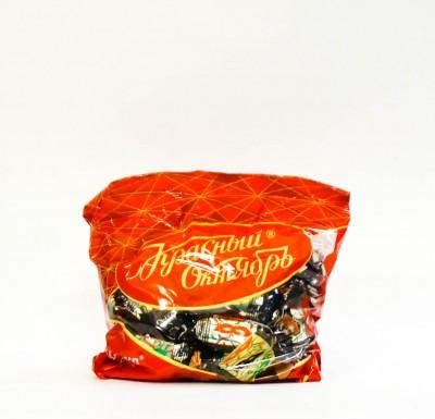Конфеты МАСКА шоколадные 250г (Красный Октябрь)_0