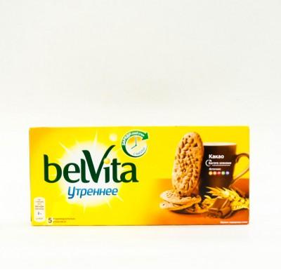 Печенье Belvita Утреннее КАКАО 225г_0