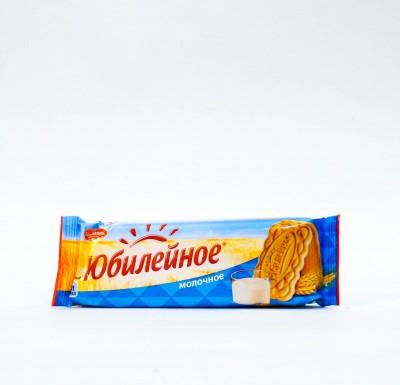 Печенье ЮБИЛЕЙНОЕ Традиционное 112г_0