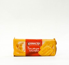 "Печенье топленое молоко ""Кухмастер"" 170 гр"
