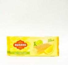 """Вафли лимон-лайм """"Яшкино"""" 300 гр"""