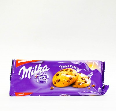 Печенье Milka (Милка) Choco Cookie 168 гр_0