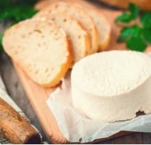 Сыр  ЧАНАХ с зеленью 0,25кг  в/у