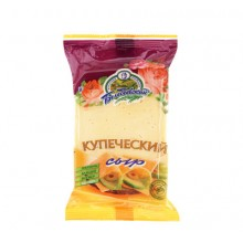 Сыр КУПЕЧЕСКИЙ 220г (Белебеевский МК)
