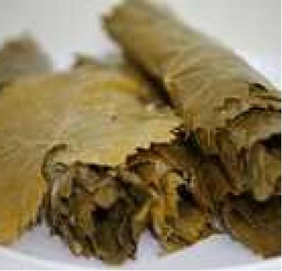 Виноградные листья соленые 0,7 кг (ведро)_0