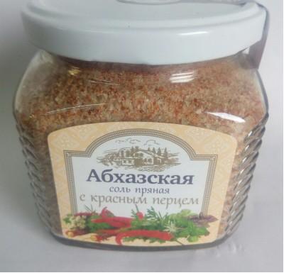 Соль Абхазская в банке 450г_0