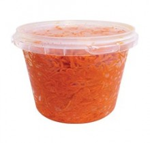 Морковь по-корейски 0,9 кг (ведро)