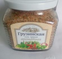 Соль Грузинская в банке 450г