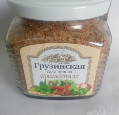 Соль Грузинская в банке 450г_0