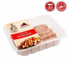 Колбаски КАЗАЧЬИ замороженные 0,5 кг (Каневской)