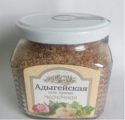 Соль Адыгейская в банке 450г_0