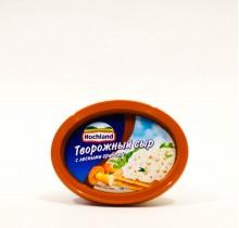 Сыр Хохланд Творожный С ЛЕСНЫМИ ГРИБАМИ 140г