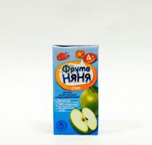 Фруто Няня Сок ЯБЛОКО 0,2л