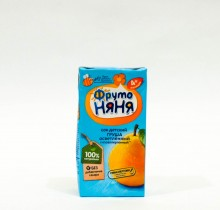 Фруто Няня Сок ГРУША 0,2л