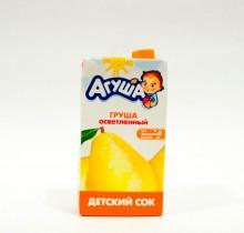 Агуша Сок ГРУША 0,5л