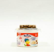 Йогурт Растишка в ассорт.115г