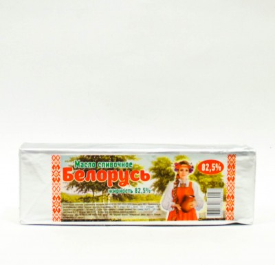 Масло Сливочное Белорусь 82,5% 500г (Спред)_0